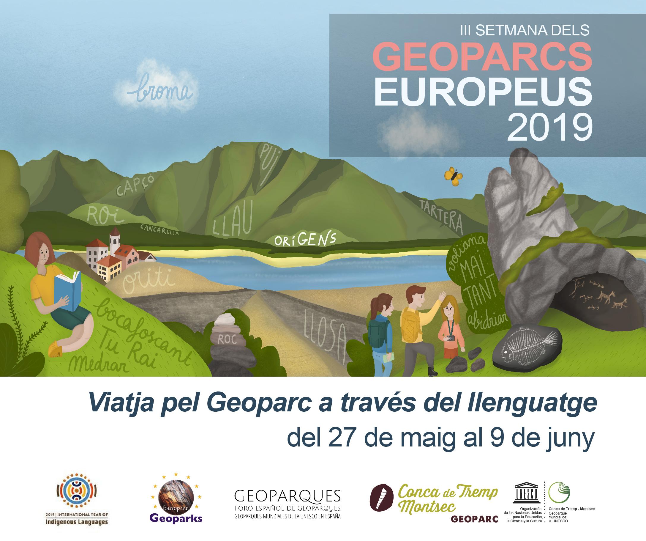 Setmana dels Geoparcs Europeus