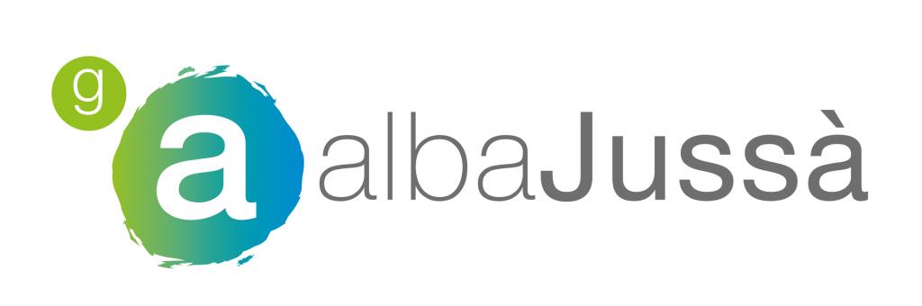 Aquesta imatge té l'atribut alt buit; el seu nom és Logo-Alba-Jussa-1024x340.png